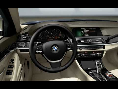Bmw 535I Xdrive >> 2010 2011 BMW 5 Series Touring (F11) - Interior Design - YouTube