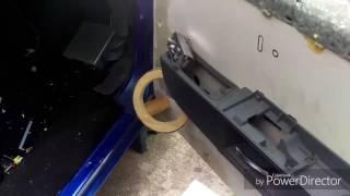 89 caprice rear deck update and door panels