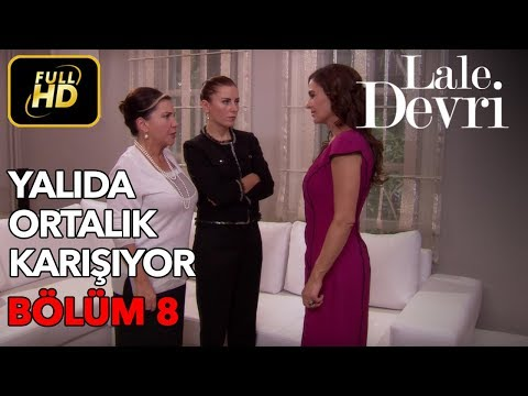 Lale Devri 8. Bölüm / Full HD (Tek Parça)