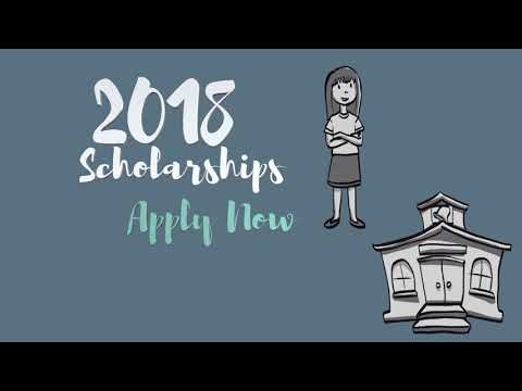 Academic Scholarships for 2018