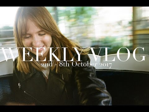Weekly Vlog | Amsterdam and Friends