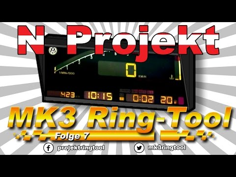 Projekt MK3 Ring-Tool - Folge 007 - Expedition Ins Unterreich