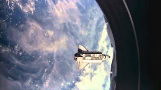 Homenaje Transbordador Discovery - EXCLUSIVO programaespacial.com (HD)