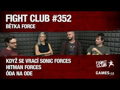 Fight Club #352: Bětka Force