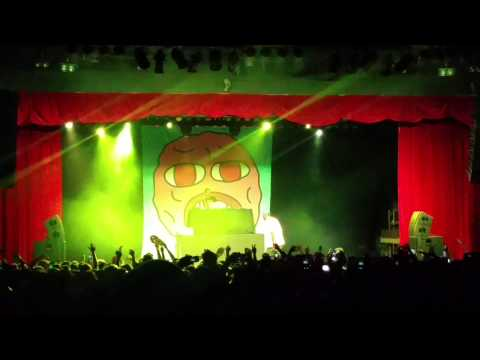 Tyler the Creator Death Camp @ Marquee. Tempe AZ