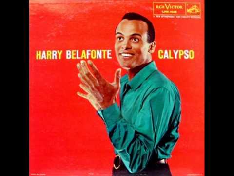 Hosanna by Harry Belafonte on 1956 RCA Victor LP.