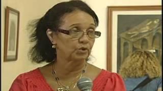 Actualidad cultural de Camagüey en video: Exposición de artes plásticas