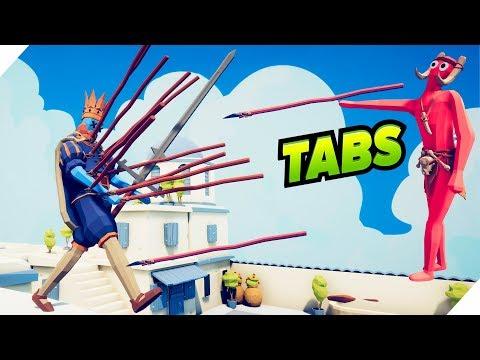ЭПИЧЕСКИЙ ФИНАЛ 2 КОМПАНИИ - TABS 2019 # 2 - 13. Totally Accurate Battle Simulator. ТАБС
