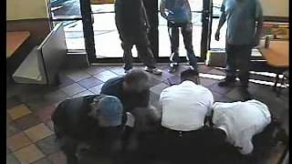 Homeless Men Help Police In McDonald