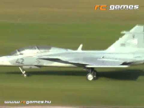 Magyar sugárhajtású modellrepülő