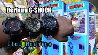 Claw Machine | Berburu jam G-SHOCK | Capitan