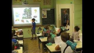 Использование интерактивной доски в детском саду №40