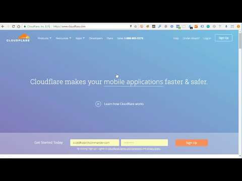 How to Use Cloudflare & Install Free SSL with WordPress
