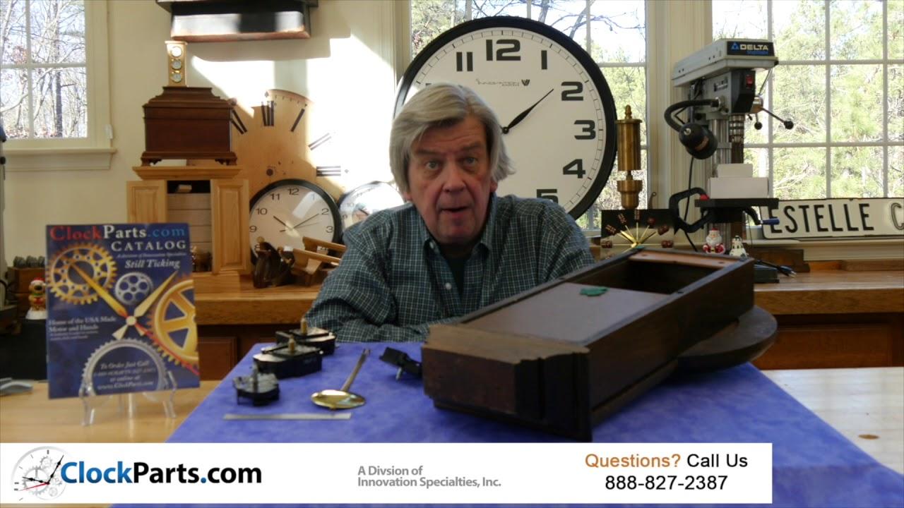 Pendulums Clock Movements