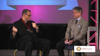 "Eric Metaxas interviews the ""Vicar of Baghdad,"" Canon Andrew White."