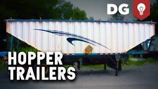 Doepker Super B Grain Trailers Repair & Paint