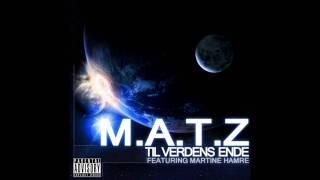MATZ - Knuste speil, ft. Martine Hamre [HD + LYRICS]