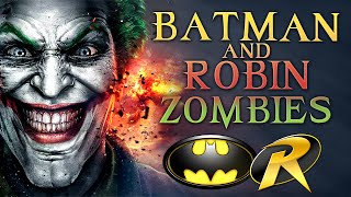 BATMAN AND ROBIN ZOMBIES ★ Call Of Duty Zombies Mod (Zombie Games)