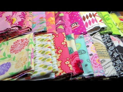 Cheap Quilt Fabric Haul!