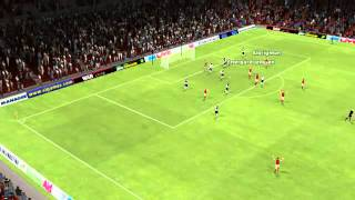 Aston Villa vs Tottenham - Yttergard Jenssen Goal 60 minutes