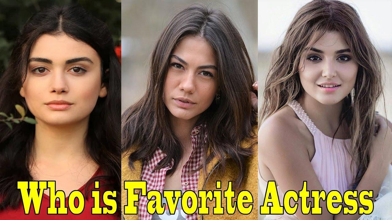 Actress prettiest turkish Top 21