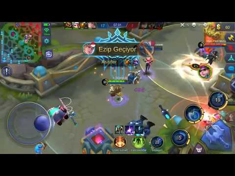 Cyclops   Ranked Game Play   Jin Mobile Legends Bang Bang
