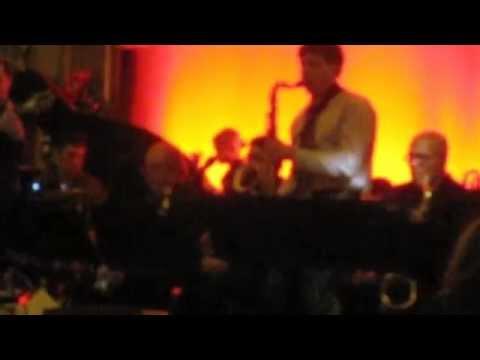 Wagner College Jazz Band live pt.2