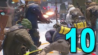The Division - Part 10 - EPIC DARK ZONE EXTRACTION! (Let