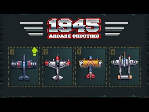 1945 Air Forces - Arcade Shooting - LVL 5 -10 - Mega Plane Boss - Android Let's Play