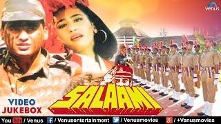Salaami Video Jukebox   Ayub Khan, Samyukta  