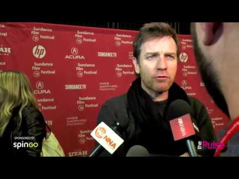 The Pulse Interviews Ewan McGregor at the Premiere of Last Days in the Desert