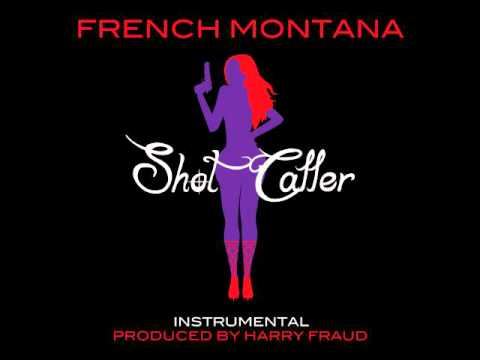 French Montana  Shot Caller  Instrumental prod Harry Fraud