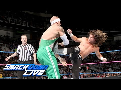 smackdown (10/11/2016) - 0 - This Week in WWE – SmackDown (10/11/2016)