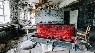 Must Watch! Abandoned School Crazy Find! Part 1 URBEX