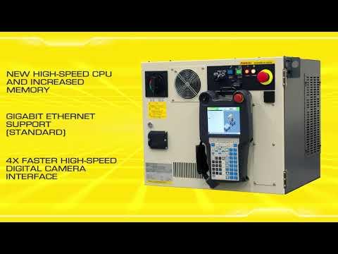 FANUC R-30iB Plus Controller - High Performance - YouTube