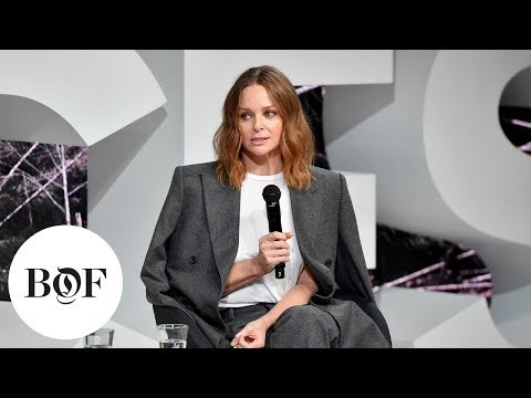 Stella McCartney | The Fashion Industry Charter for Climate Action | #BoFVOICES 2018