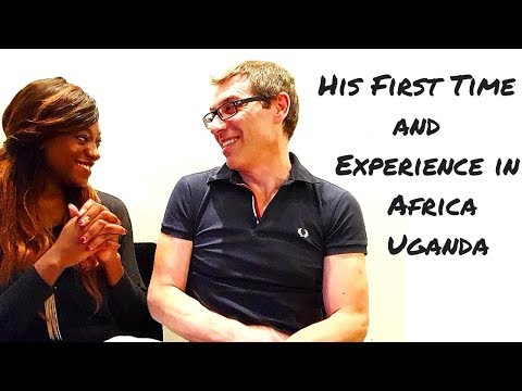 Story Time : Italian experiences Uganda, Africa | Food, Tropical diseases, Security etc