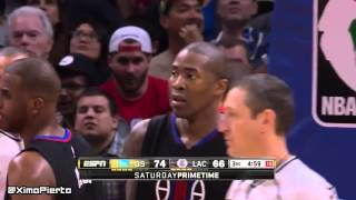 Golden State Warriors vs LA Clippers - Full Game Highlights | February 20, 2016 | NBA 2015-16 Season