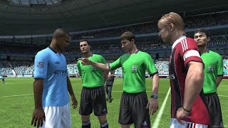 FIFA 13 - Manchester City vs AC Milan Gameplay HD