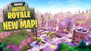 250+ WINS - NEW FORTNITE MAP GAMEPLAY