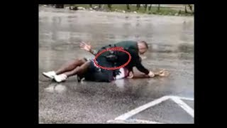 100-Second Rule - Every Cop Must See This! (Gracie Survival Tactics)