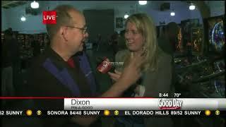 Dixon Show Coverage on TV