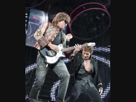 Aerosmith meets Bon Jovi - Walk This Way