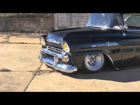 1958 Apache For Sale (Hales Speed Shop Build)