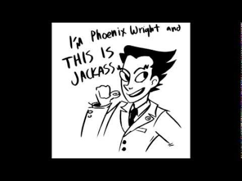 Download I'm Phoenix Wright, and This is JACKASS Pictures