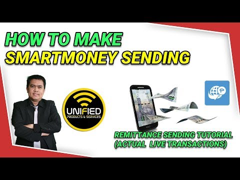 Видео: How To Send Smart Money from Unified App