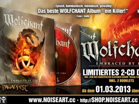 Wolfchant - Autumns Breath |2013|