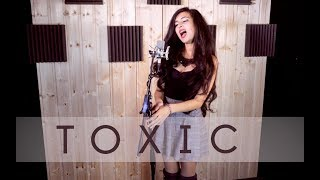 toxic britney spears carina castillo cover feat phil k