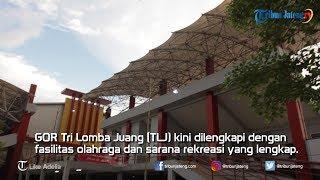 Fasilitas Olahraga Lengkap di GOR Tri Lomba Juang