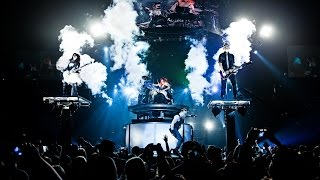 Skillet - Awake & Live (2013) Rise Deluxe DVD   [HD Full Concert & Sound Fixed]
